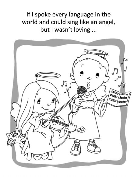 52 FREE Bible Coloring Pages for Kids from Popular Stories | 582x450