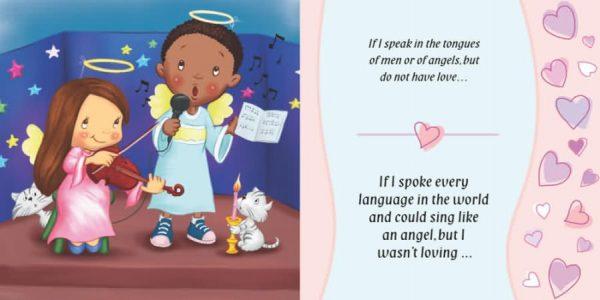 1 Corinthians 13 for children