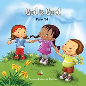 Psalm 34 God is Good