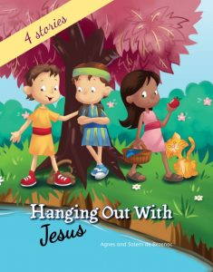Hanging out with Jesus book