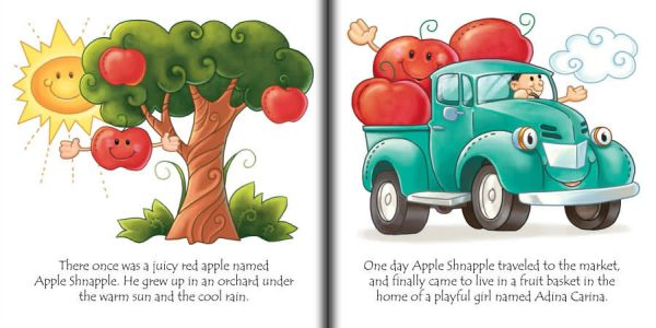 Apple Shnapple - Eat Right