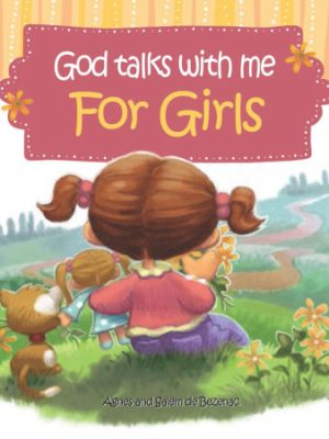 God Talks with Me for Girls - devotional