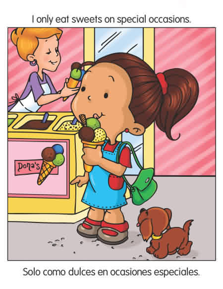 Good Nutrition Habits - for children