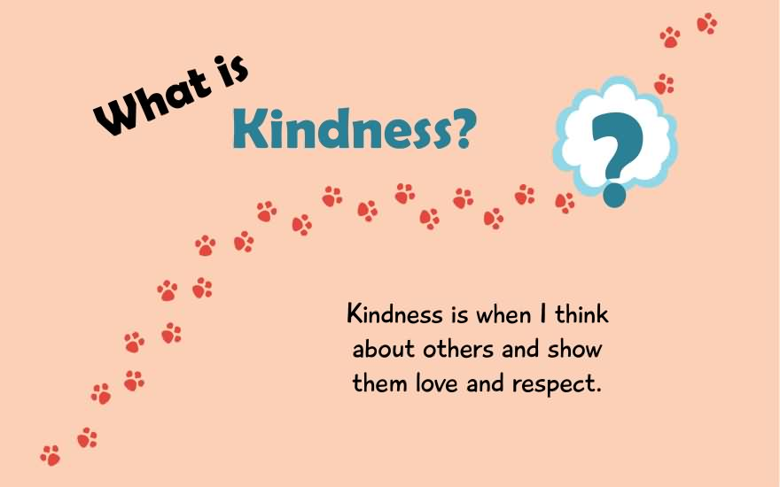 Tiny Thoughts On Kindness Icharacter