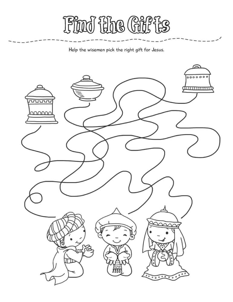 new testament coloring and activity book - Coloring And Activity Books