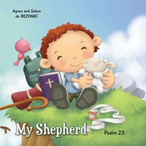 Psalm 23 for kids - cover