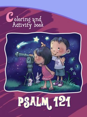 Psalm 121 Coloring and Activity Book