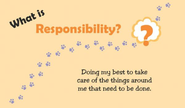 What is Responsibility for kids