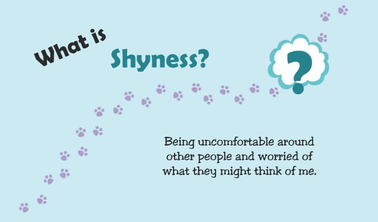 What is Shyness for kids