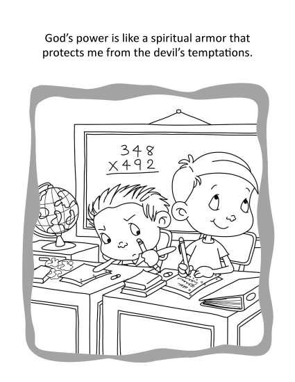 bible coloring pages ephesians - photo#14