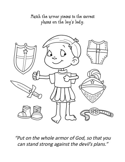 bible coloring pages ephesians - photo#8