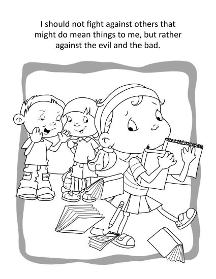 bible coloring pages ephesians - photo#12