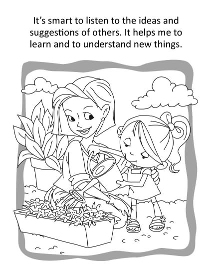 Proverbs Coloring and Activity Book iCharacter Ltd